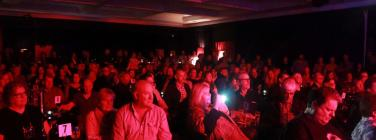 Audience at the Caravan Music Club 26/05/19
