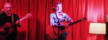 Sarah Carroll and Shanon Bourne at Ember Lounge 14/06/19